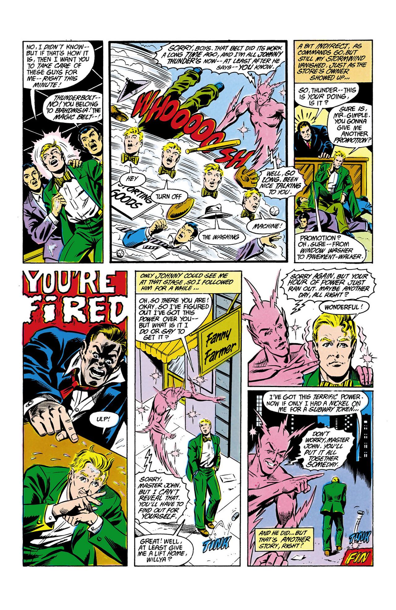 Read online Secret Origins (1986) comic -  Issue #13 - 39