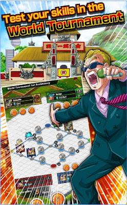 Dragon Ball Z Dokkan Battle Mod Damage Apk v3.3.0