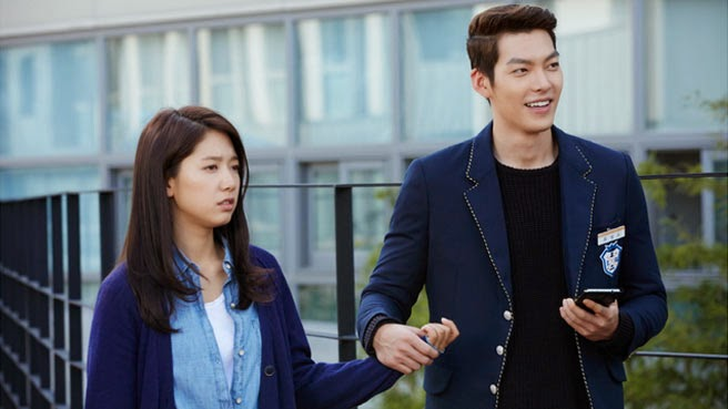 foto choi young do dan cha eun sang