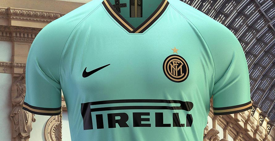 separation shoes 1ab62 d331f Nike Inter Milan 19-20 Away Kit Revealed - Footy Headlines
