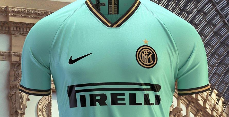 separation shoes 1bd33 11b7b Nike Inter Milan 19-20 Away Kit Revealed - Footy Headlines