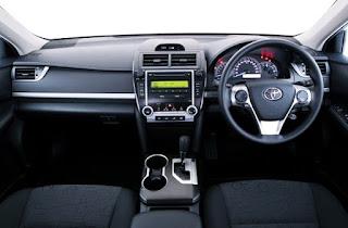 2015 Toyota Camry Atara R Interior