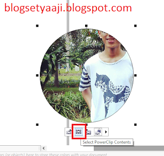 Cara Mudah Memotong Gambar atau Foto Menjadi Bentuk Lingkaran dengan CorelDraw