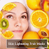 Best Homemade Skin Lightening Fruit Masks