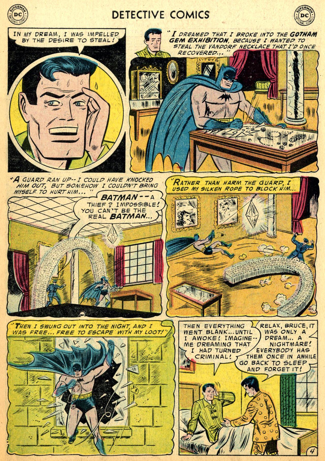 Detective Comics (1937) 228 Page 5