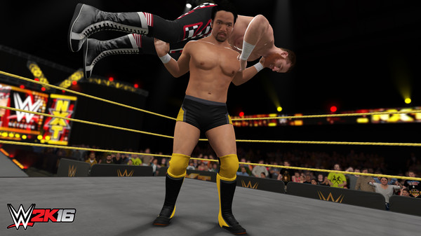WWE 2K16 Free Download PC