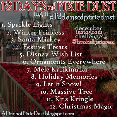 A Pinch of Pixie Dust: Disney Instagram Fun and December