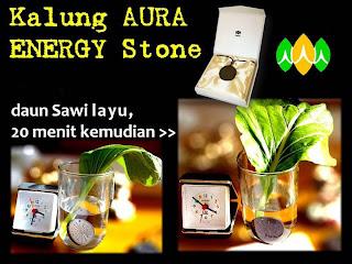 Kalung Aura Energy Tiens / Tiens Aura Energy Pendant