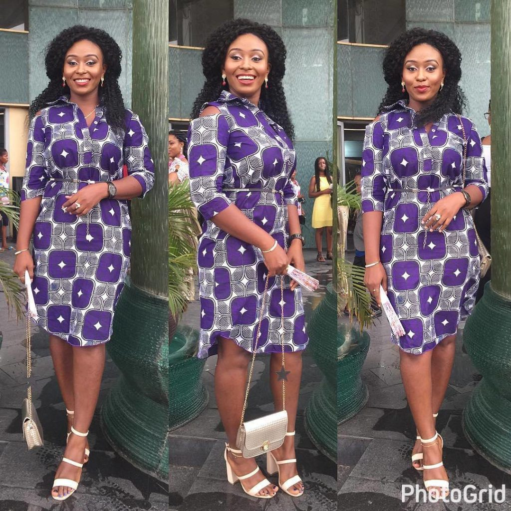 0ce95583c0f Checkout This Simple And Unique Ankara Style Gown 2018 - Debonke ...