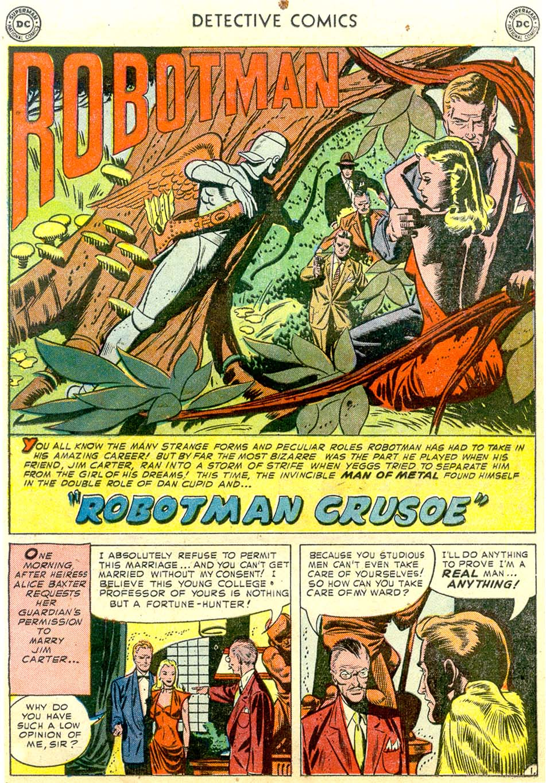 Read online Detective Comics (1937) comic -  Issue #179 - 25