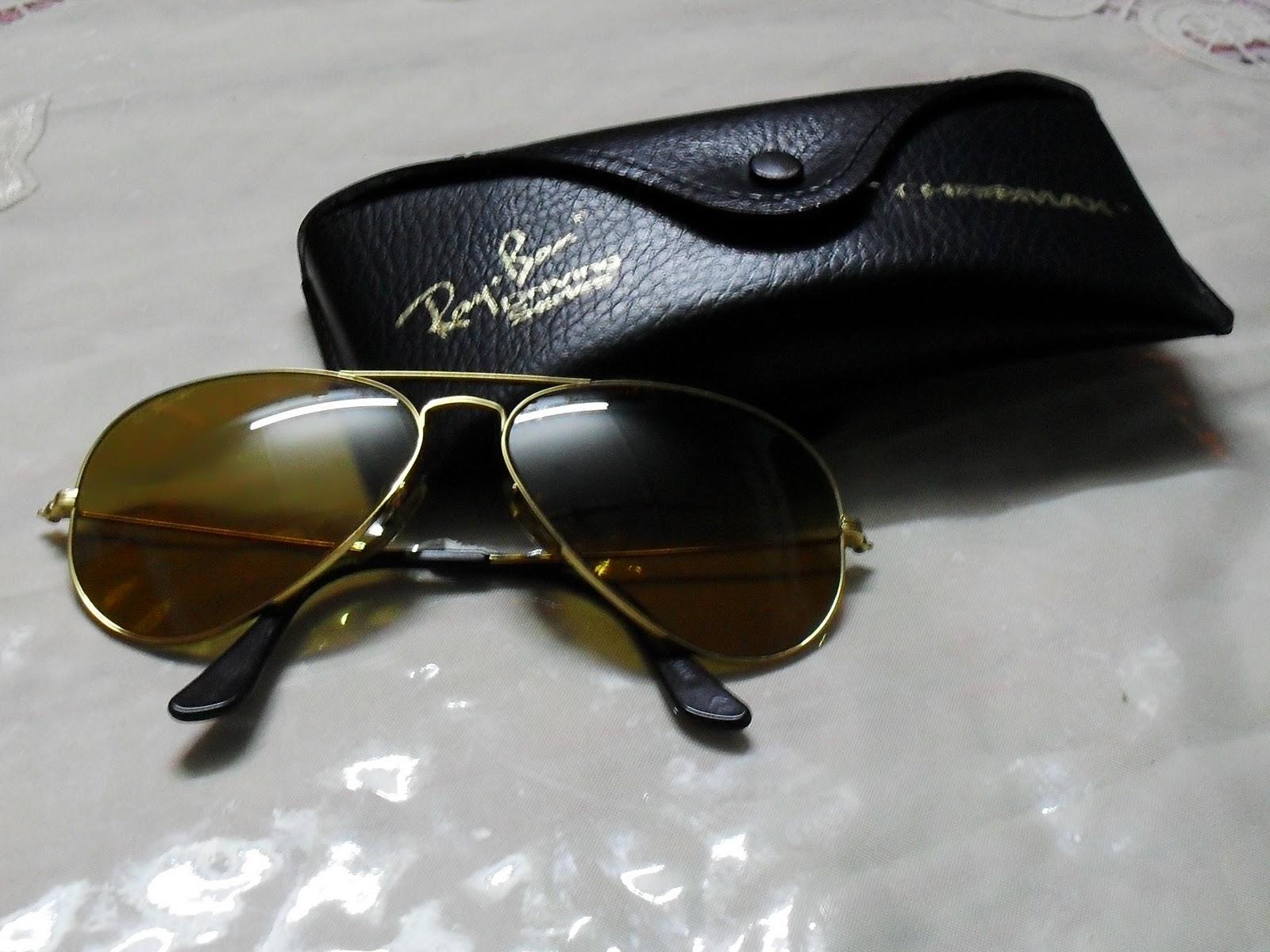 759f51ec7fd3a Malaya Retro Blogspot.Com  ~SOLD~ VINTAGE RAYBAN CHROMAX ARISTA GOLD ...