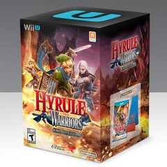 Hyrule Warriors Limited Edition Wii U