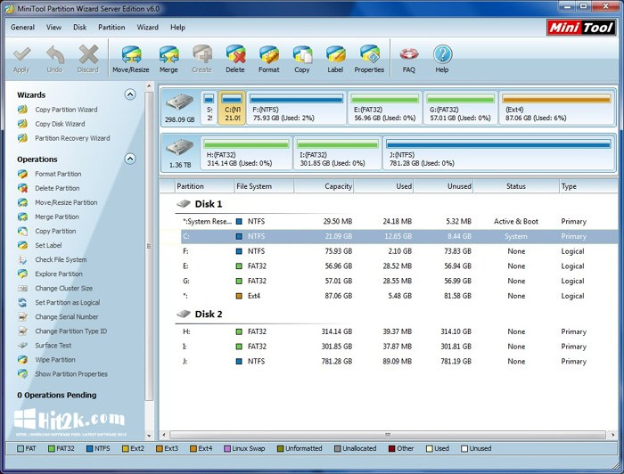 Minitool Partition Wizard Full Version Free Download