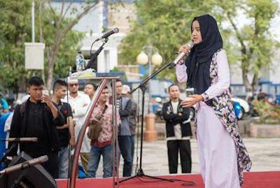 Warga Banda Aceh Padati Dakwah Wirda Mansur