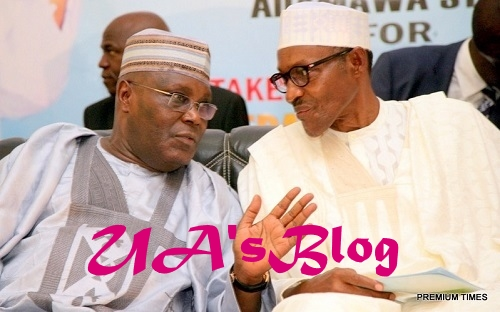 Atiku Abubakar Prays For President Buhari