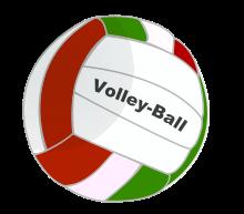 Gambar Lapangan Bola Voli Dan Ukurannya Teknik Dasar Bola Voli