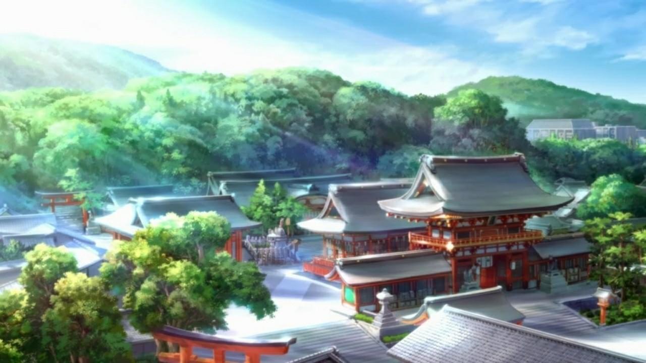 6 Rekomendasi Anime bertema kota Kyoto dengan Nuansa Yang Menakjubkan
