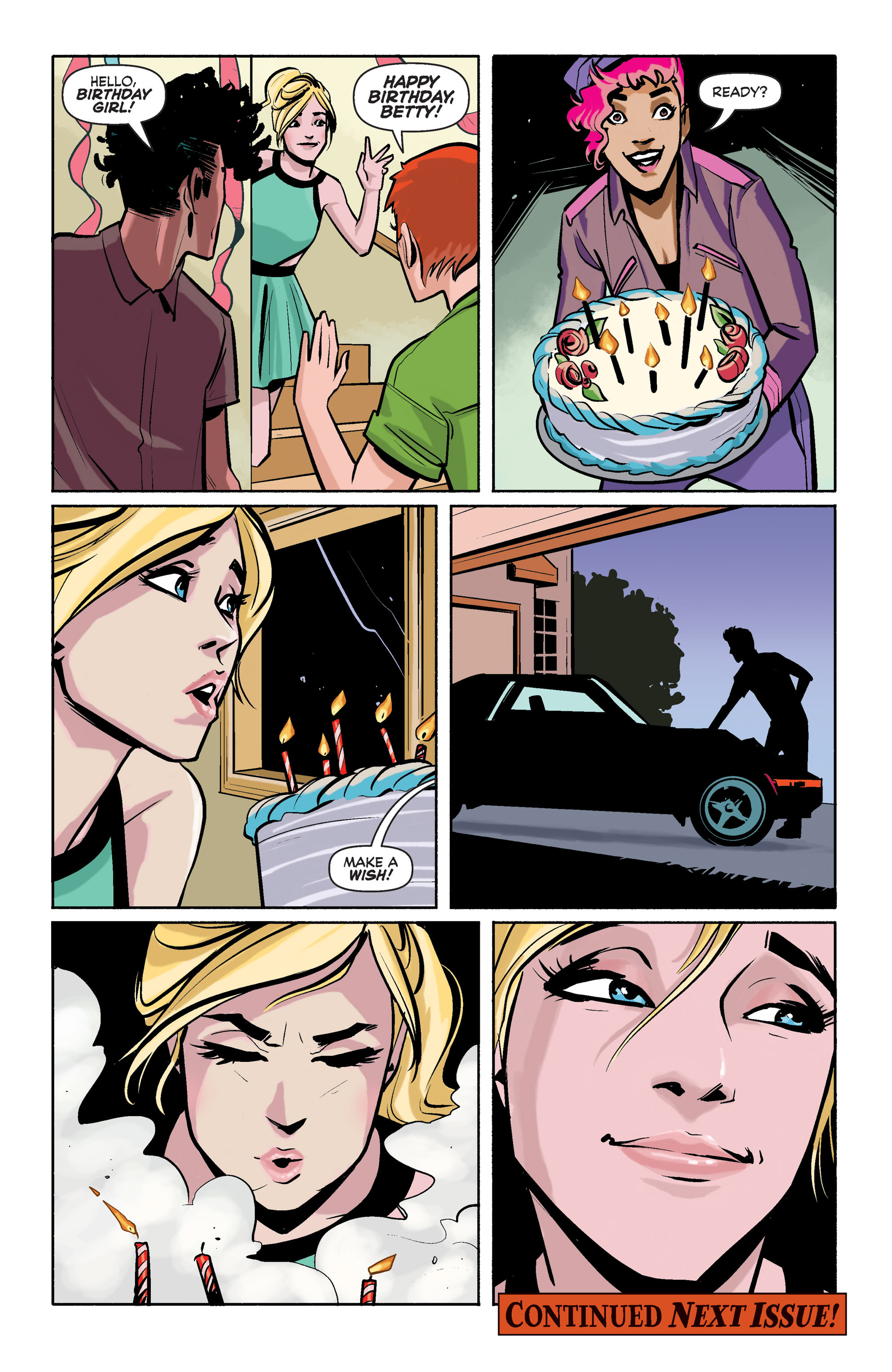 Read online Archie (2015) comic -  Issue #2 - 23