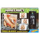 Minecraft Abandoned Mineshaft Hot Wheels Track Blocks Figure