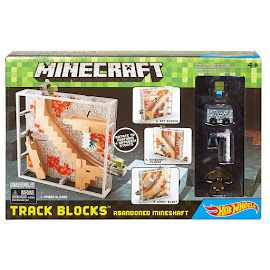 Minecraft Mattel Abandoned Mineshaft Other Figure