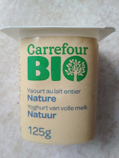 yogur natural bio