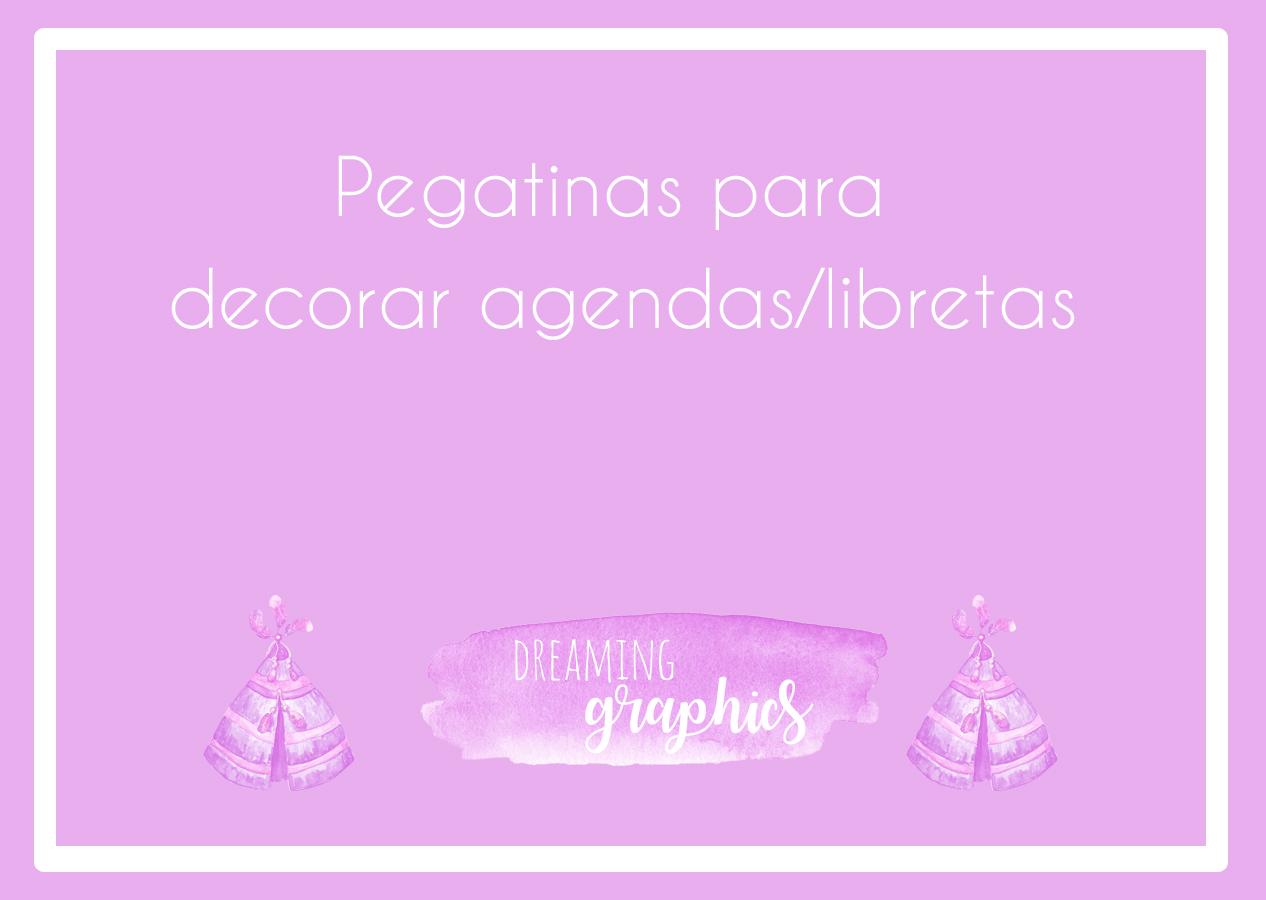 Dreaming graphics descargables pegatinas para decorar for Pegatinas para decorar