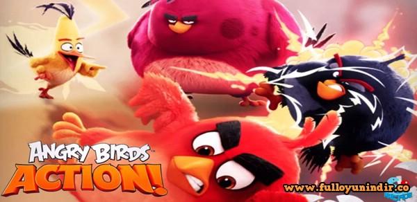 Angry Birds Action Apk indir