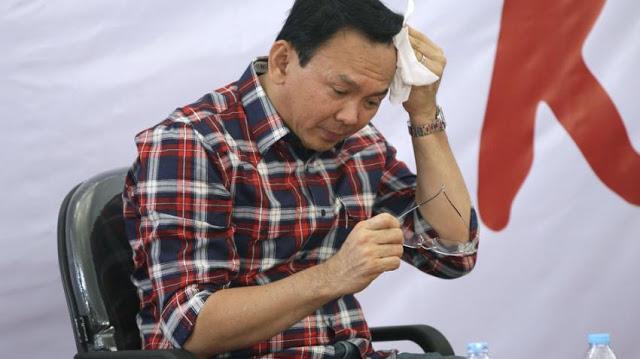 PDIP: Ahok Bukan Penjahat, Dia Pahlawan Jakarta