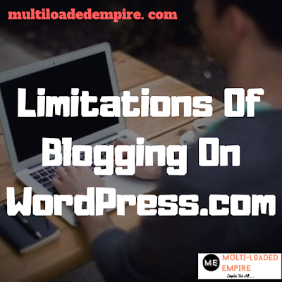 Free blogspot vs free WordPress blog