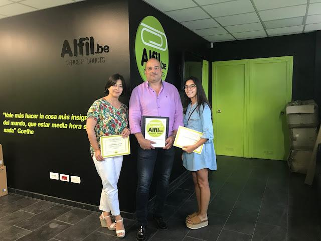 ¡¡¡FINALIZA LA FORMACION Alfil.be Martorell (Barcelona) ¡¡¡