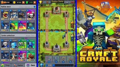 Craft Royale MOD APK - Clash Of Clans MOD APK