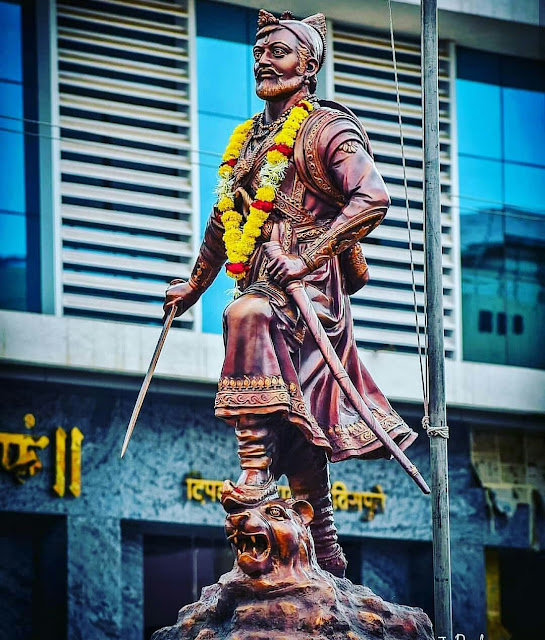 साहस और शौर्य का प्रतिक- वीर शिवाजी महाराज