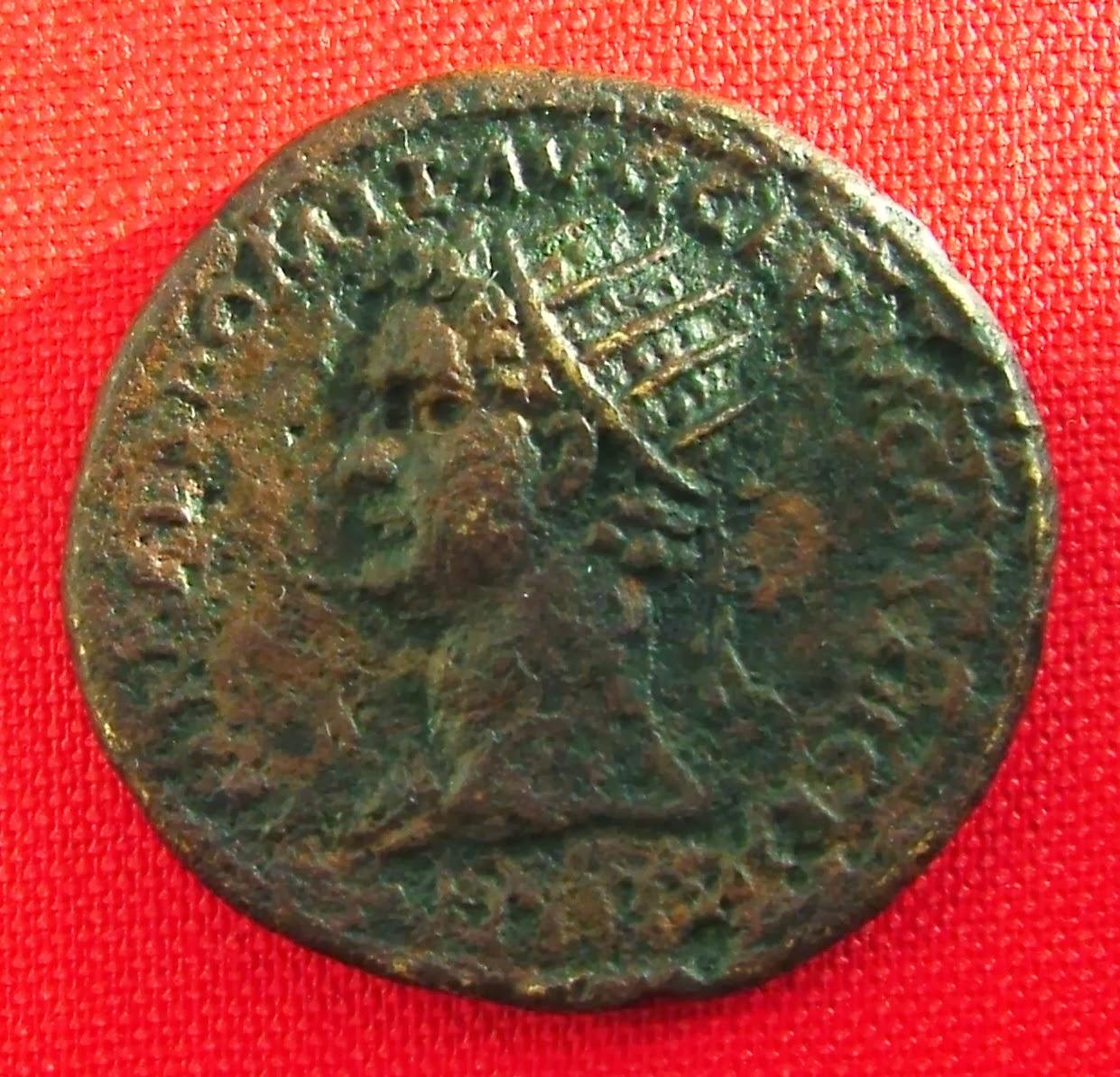 Jew Detector: Roman Coins Collected: Domitian