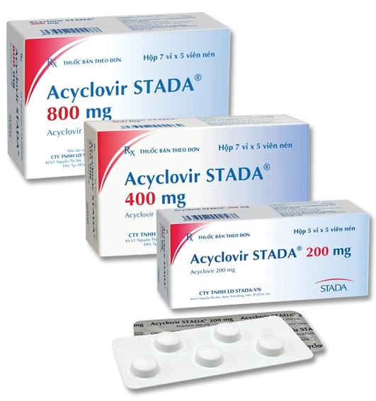 aciclovir (acyclovir) - an antiviral medication | pharma and drugs, Skeleton