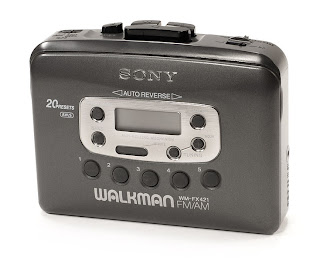 Clásico Walkman Sony