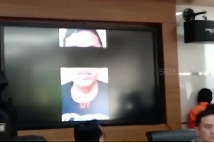 Polisi Tayangkan Video yang Diklaim Teroris Mau Bom Kerumunan Massa 22 Mei