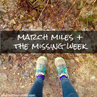 March Miles training review recap running runner