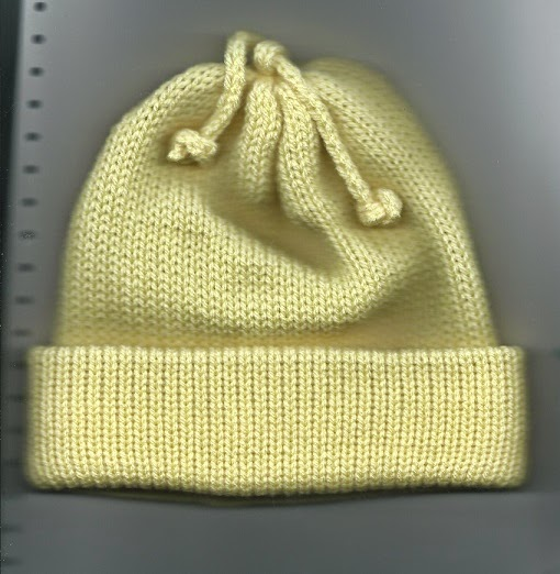 Quick Charity Baby Hat