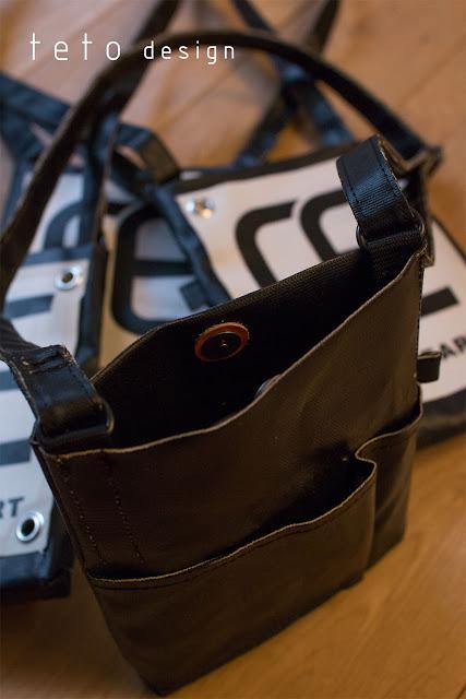 見本市のユニホーム用バッグ