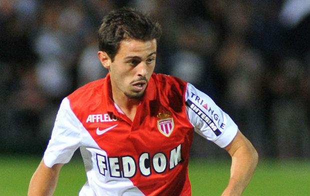 Bernardo Silva sera aligné pour ce match Caen - Monaco