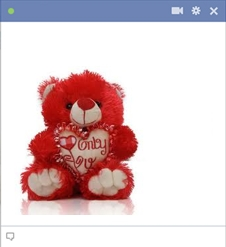 Red Teddy Bear