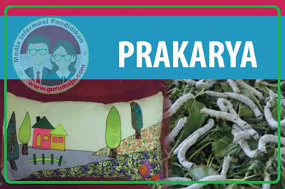 Buku Prakarya Kelas 9 Kurikulum 2013 Revisi 2018 Semester 2