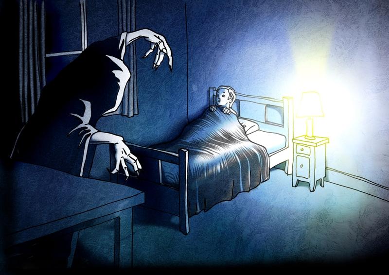Главная/ребенок/сон ребенка/причины, по которым ребенку снятся кошмары: можно ли их избежать?