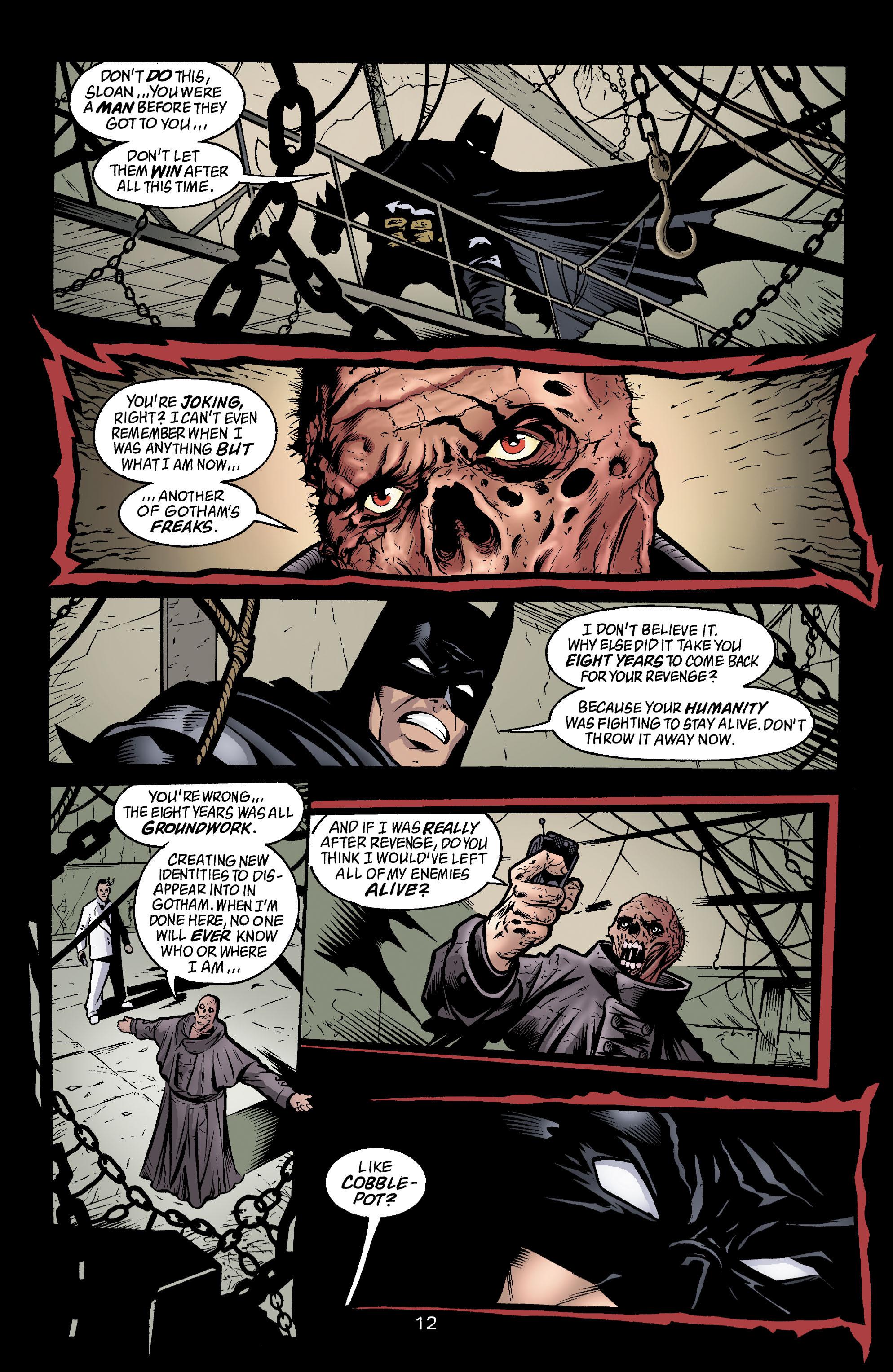 Detective Comics (1937) 782 Page 12