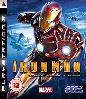 لعبة الرجل الحديدي iron man