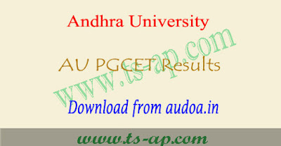AUCET Result 2021, Rank card download, counselling dates
