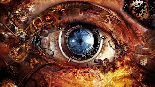 Eye 3d wallpaper for facebook
