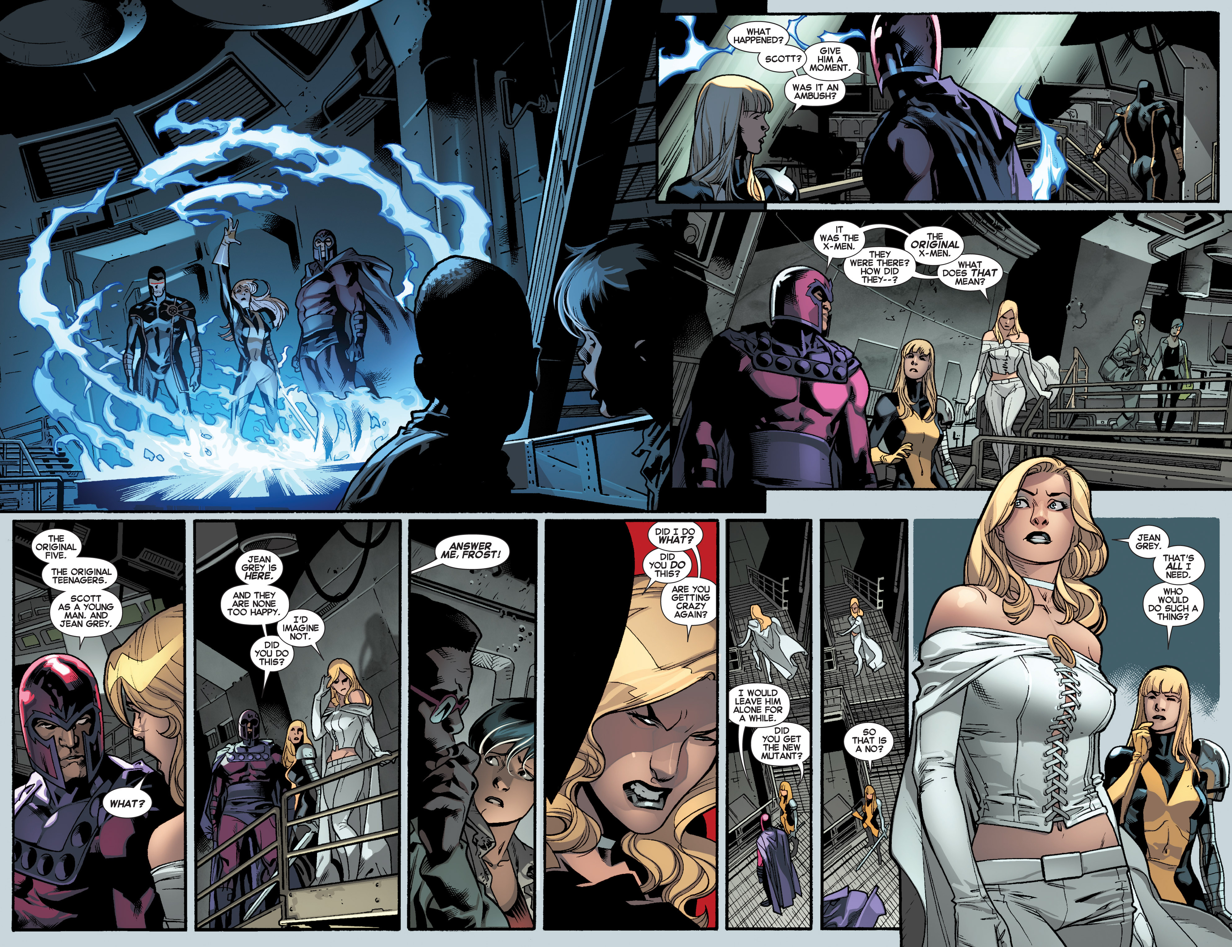 Read online All-New X-Men (2013) comic -  Issue # _Special - Yesterday's X-Men - 76