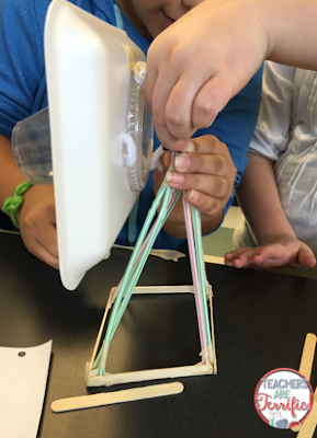STEM Challenge: It's our latest tower event! One group divided into two teams. Each team builds part of the tower and when they are ready the two teams join their parts together! Fabulous collaboration opportunity!
