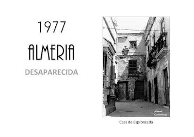 La Almería desparecida